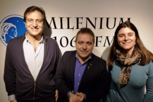 El Método Bilevich en FM Milenium 106.7